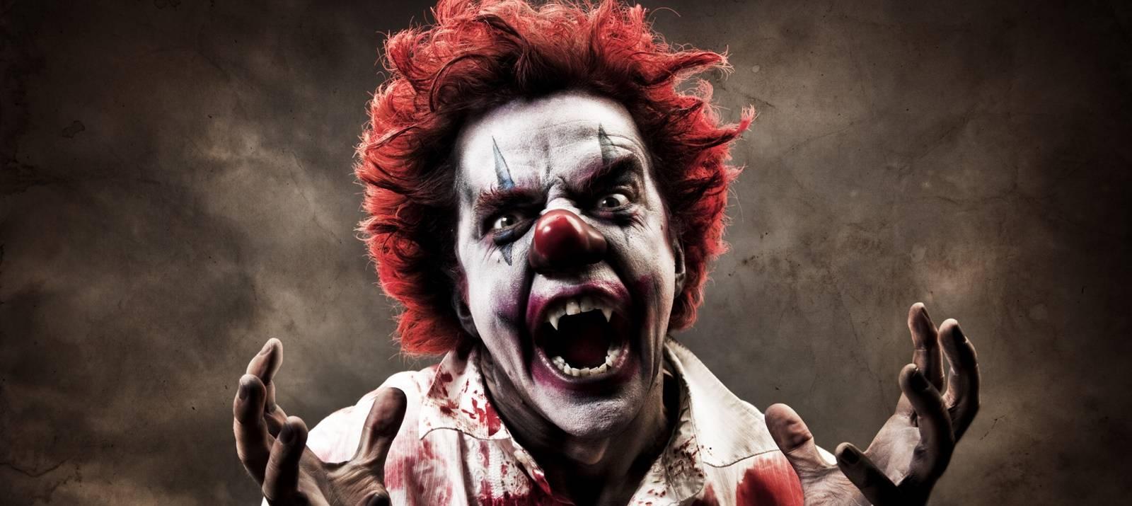 Почему ты не ходишь в цирк или как называется боязнь клоунов?