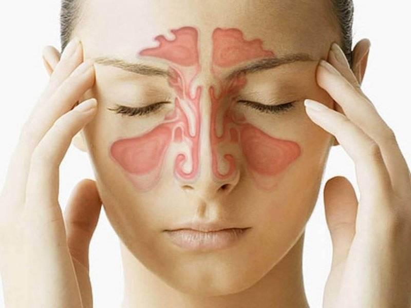 Почему болит нос, причины