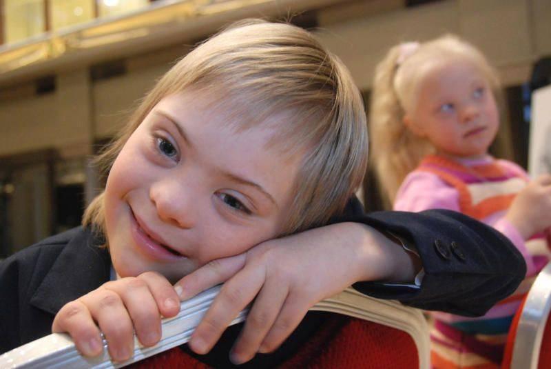 Двойной диагноз: аутизм и синдром дауна