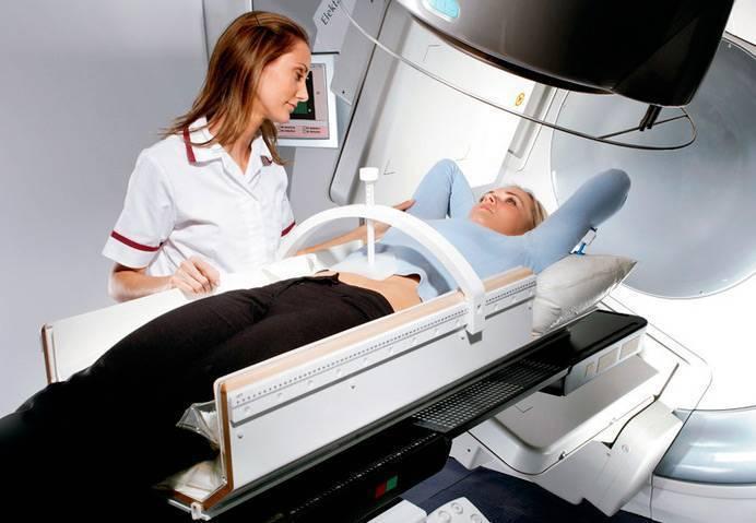 лучевая терапия в лечении рака молочной железы