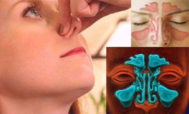 Не дышит одна ноздря: причины, лечение