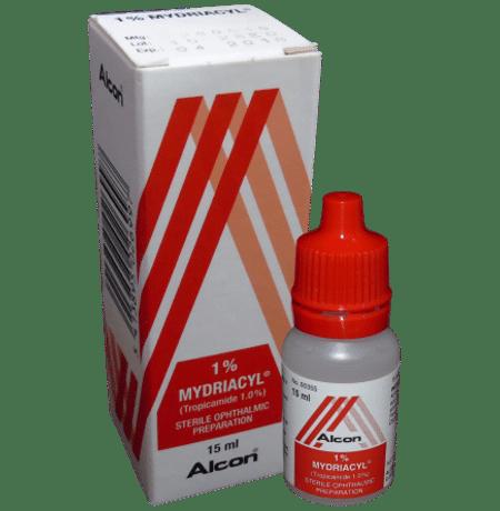 Отзывы о препарате мидриацил