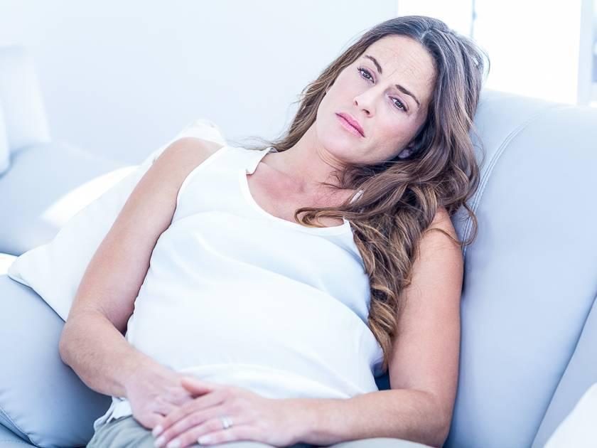 депрессия во время беременности третий триместр