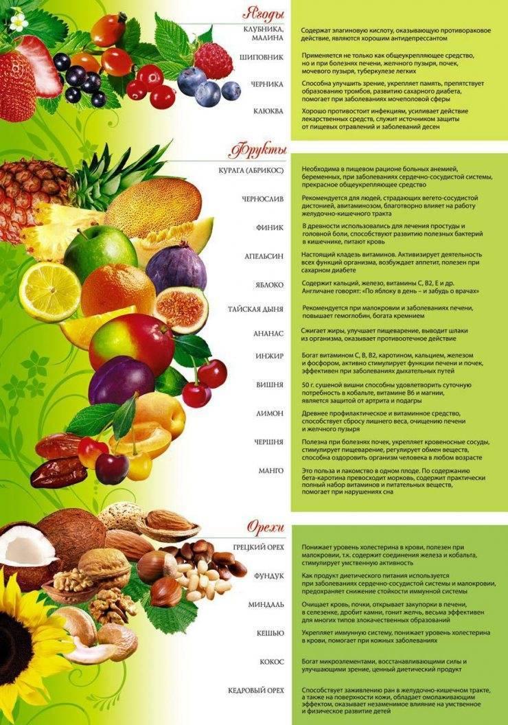Диета при болезни печени: меню, рецепты блюд