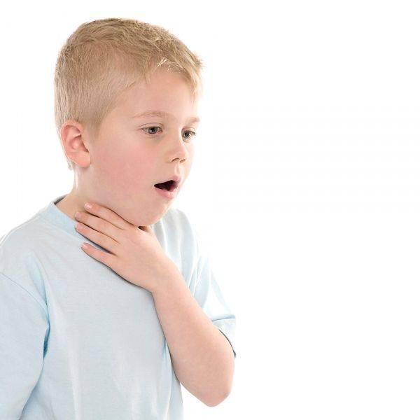 Заболел ребенок кашель хрипы