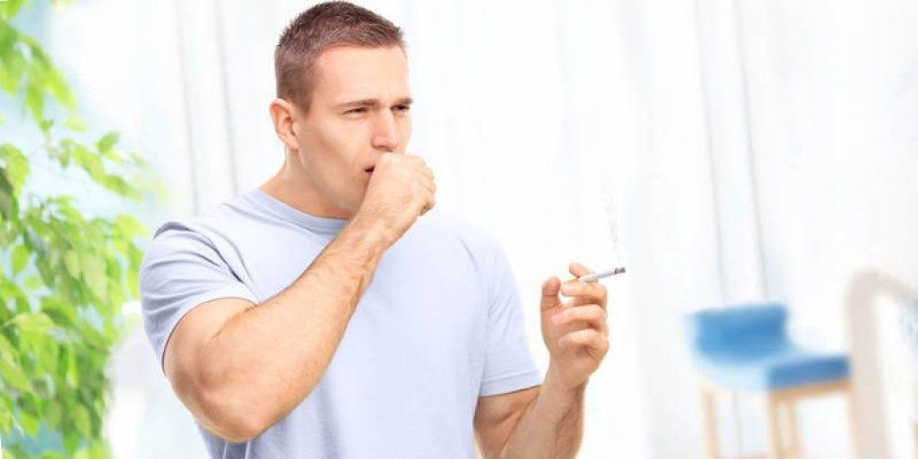 Как появляется кашель у курильщика? симптомы и особенности лечения