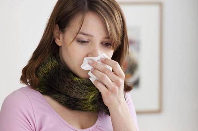 сильная заложенность носа у беременной чем лечить