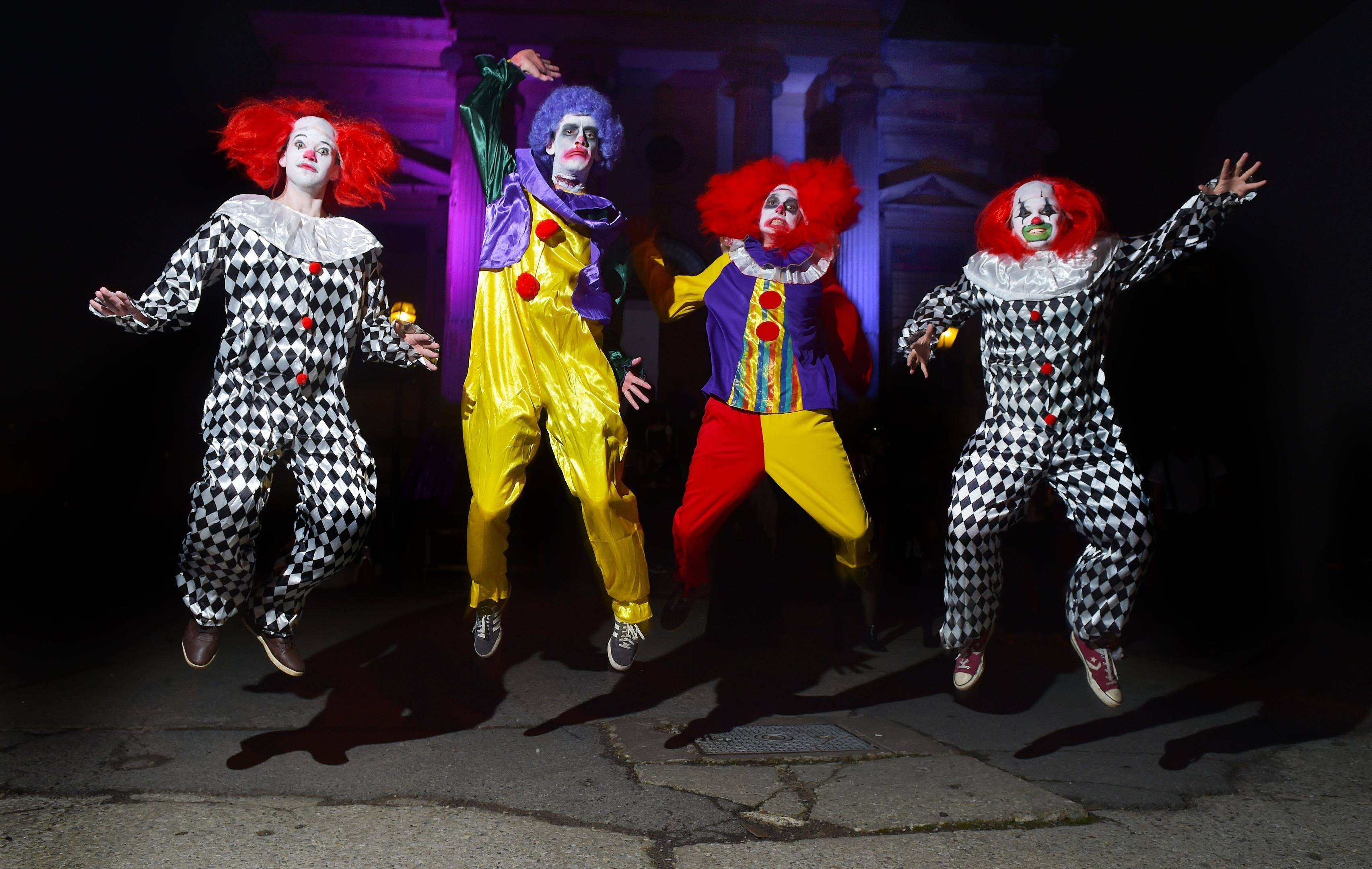 Боязнь клоунов: как называется страх? причины коулрофобии. как бороться с фобией?