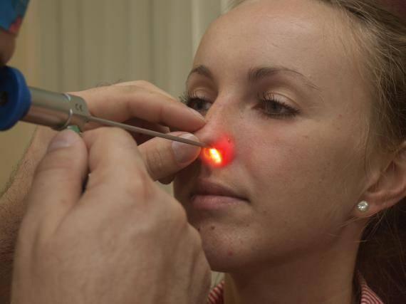 как удаляют полип в носу