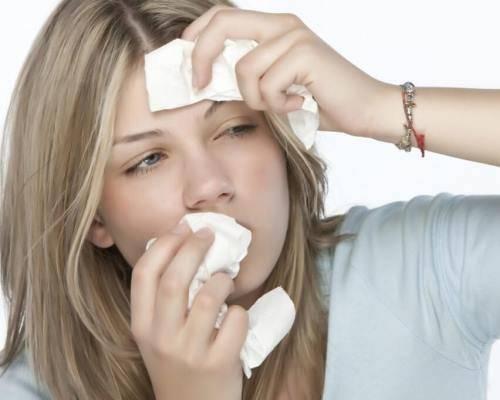 Как лечить кашель от гайморита