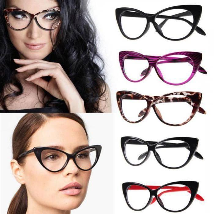 подборка очков для зрения