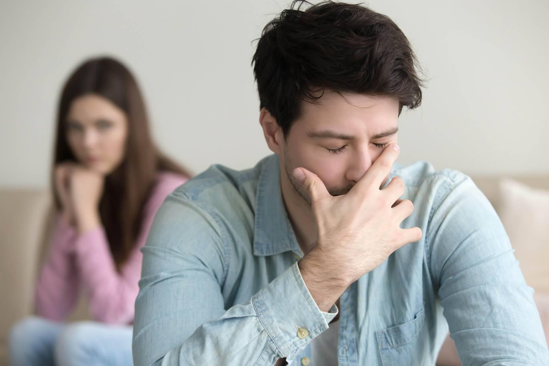 как справиться с депрессией после расставания