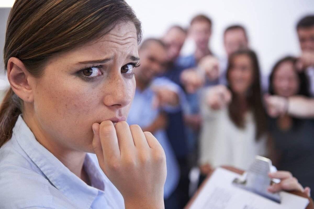 Тест на страх и фобии онлайн бесплатно