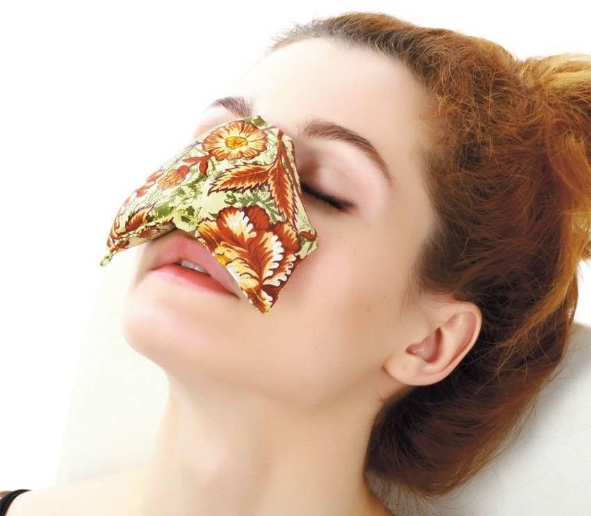 избавиться от заложенности носа
