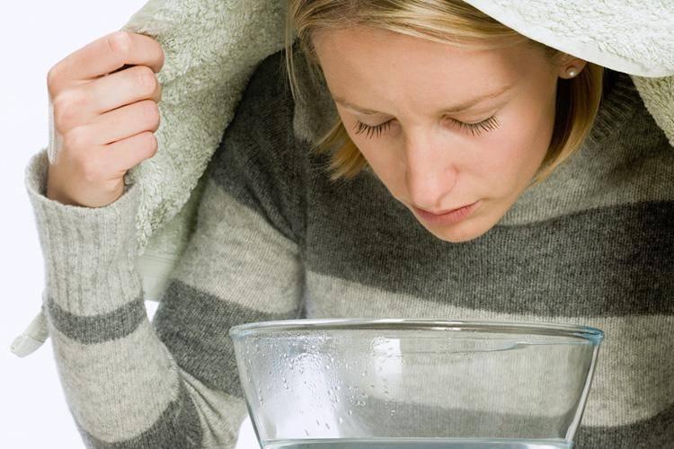 ингаляции при ангине в домашних условиях