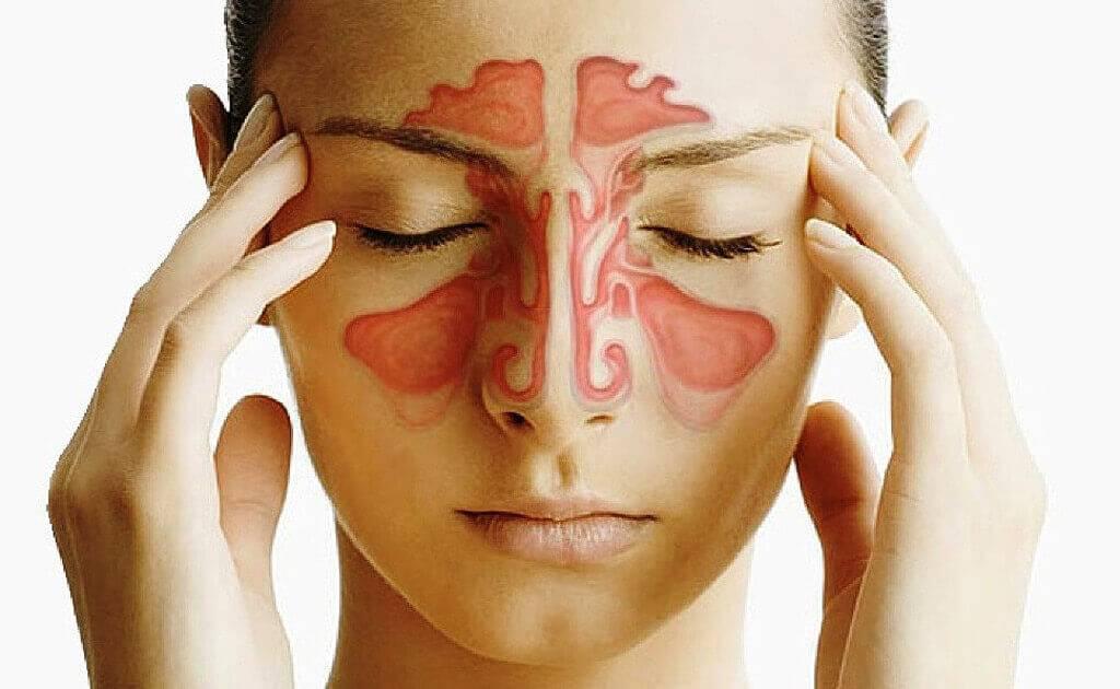 лечение аллергического риносинусита инфракрасными лучами