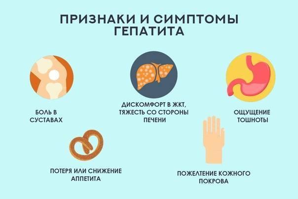 гепатит с носитель