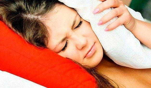 Боль в ухе при беременности