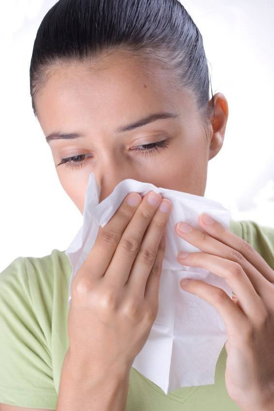 лечение сухости слизистой носа