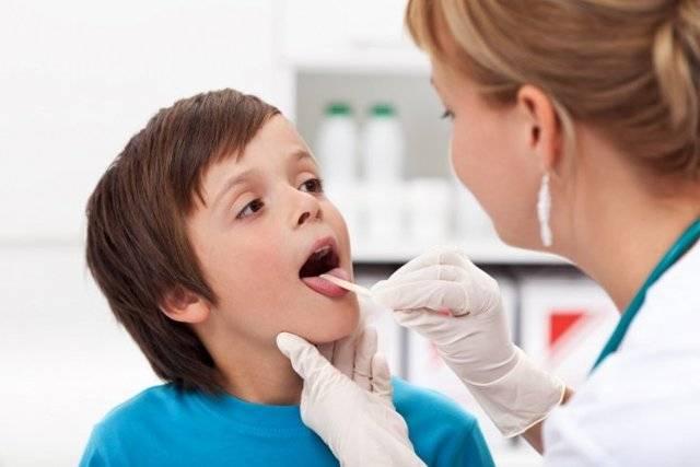 Ларинготрахеит у детей – симптомы и лечение на всех этапах заболевания