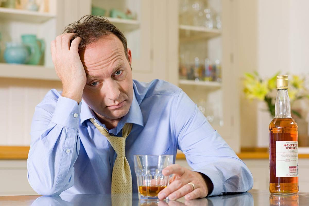 Синдром алкоголизма