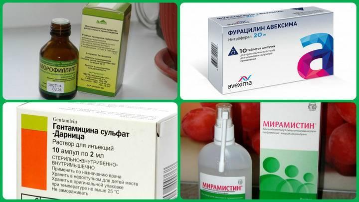 препараты для небулайзера при гайморите