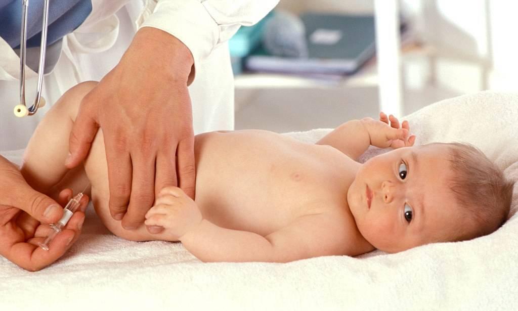 вакцинация от гепатита в новорожденным
