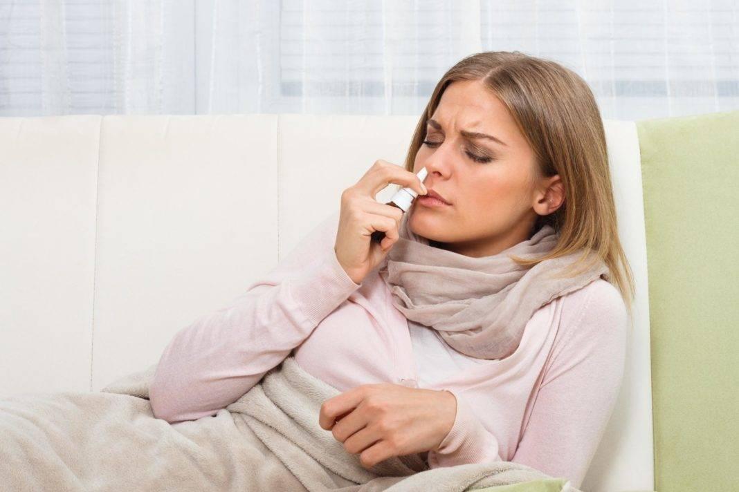 Хронический ринит: лечение и симптомы