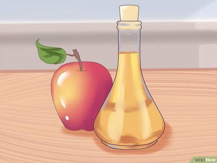 Рецепты для эффективного лечения псориаза уксусом