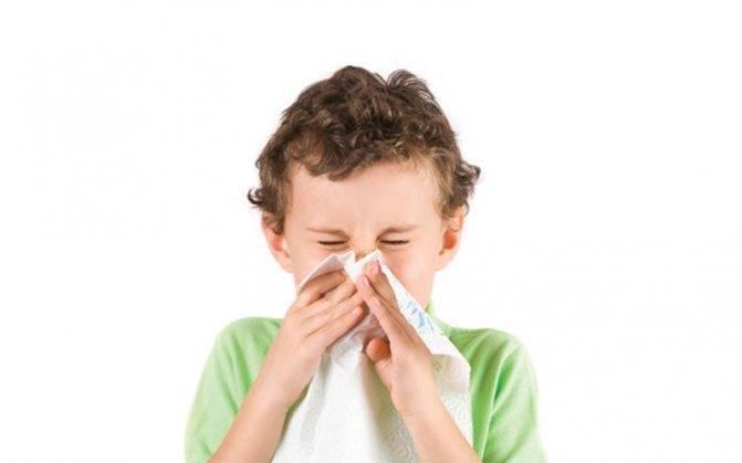 сухой глухой кашель у ребенка