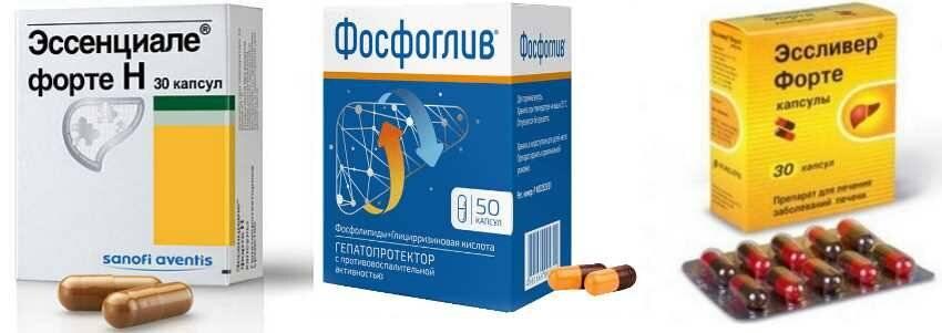 Восстановление печени после длительного употребления алкоголя (запоя): таблетки, лекарства