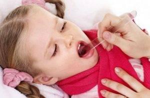 красное горло у ребенка чем лечить комаровский
