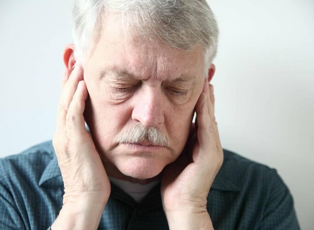 Лечение шума в ушах при остеохондрозе шейного отдела:  может ли болеть и закладывать в левом ухе и как избавиться от звона?