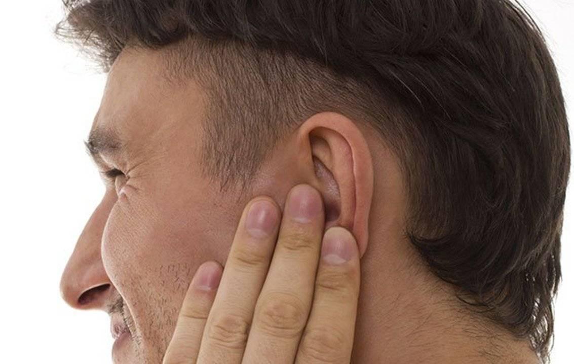 лекарство от боли в ухе