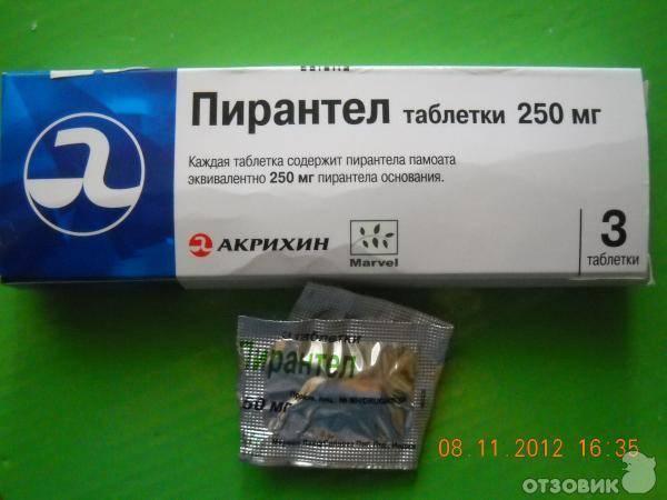 Очищение организма от паразитов – средства и препараты