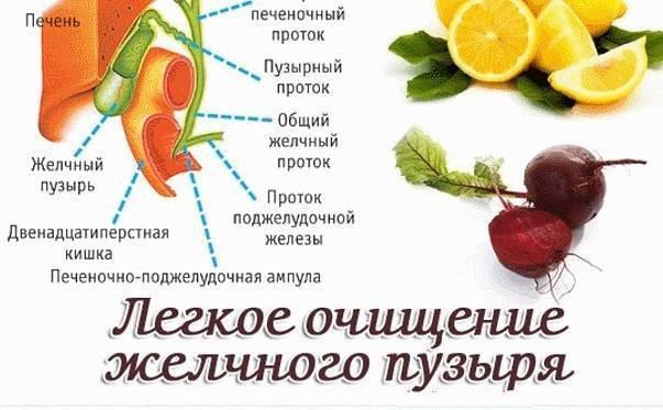 6 продуктов для оптимального очищения печени