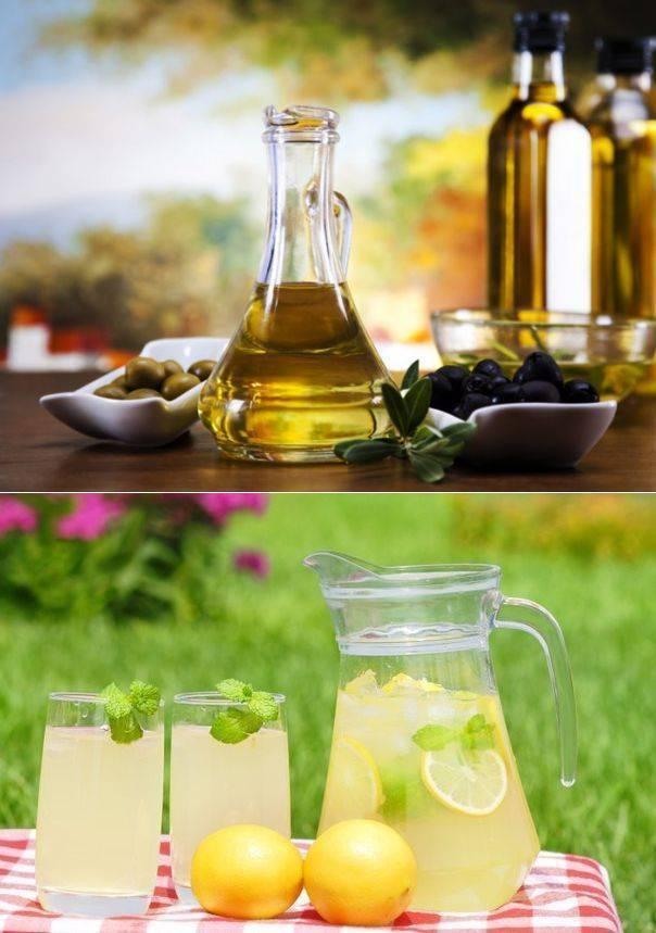 Как проводить чистку печени лимонным соком?