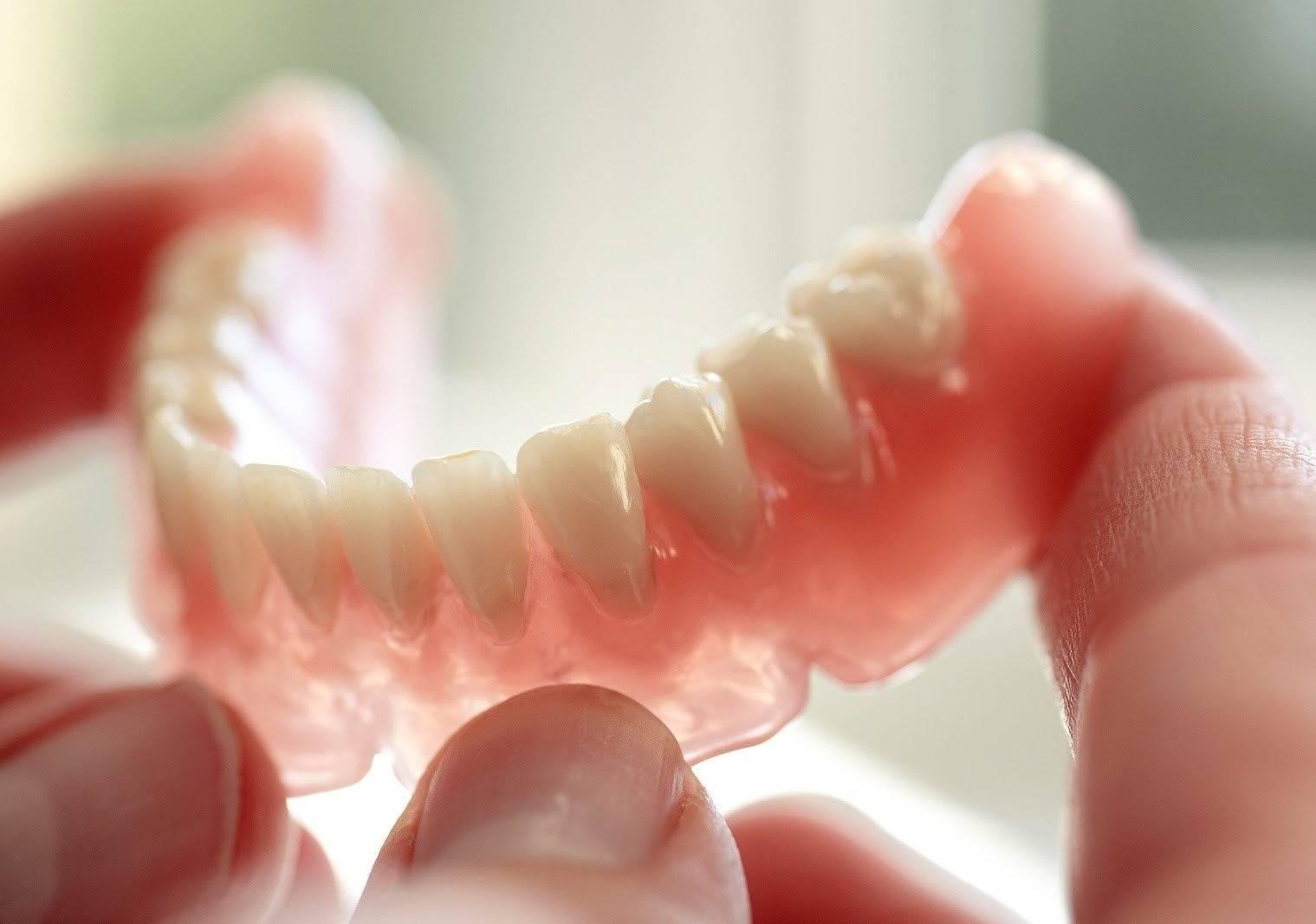 детские зубные протезы