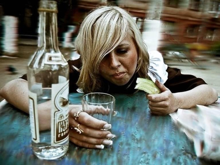 женский алкоголизм последствия