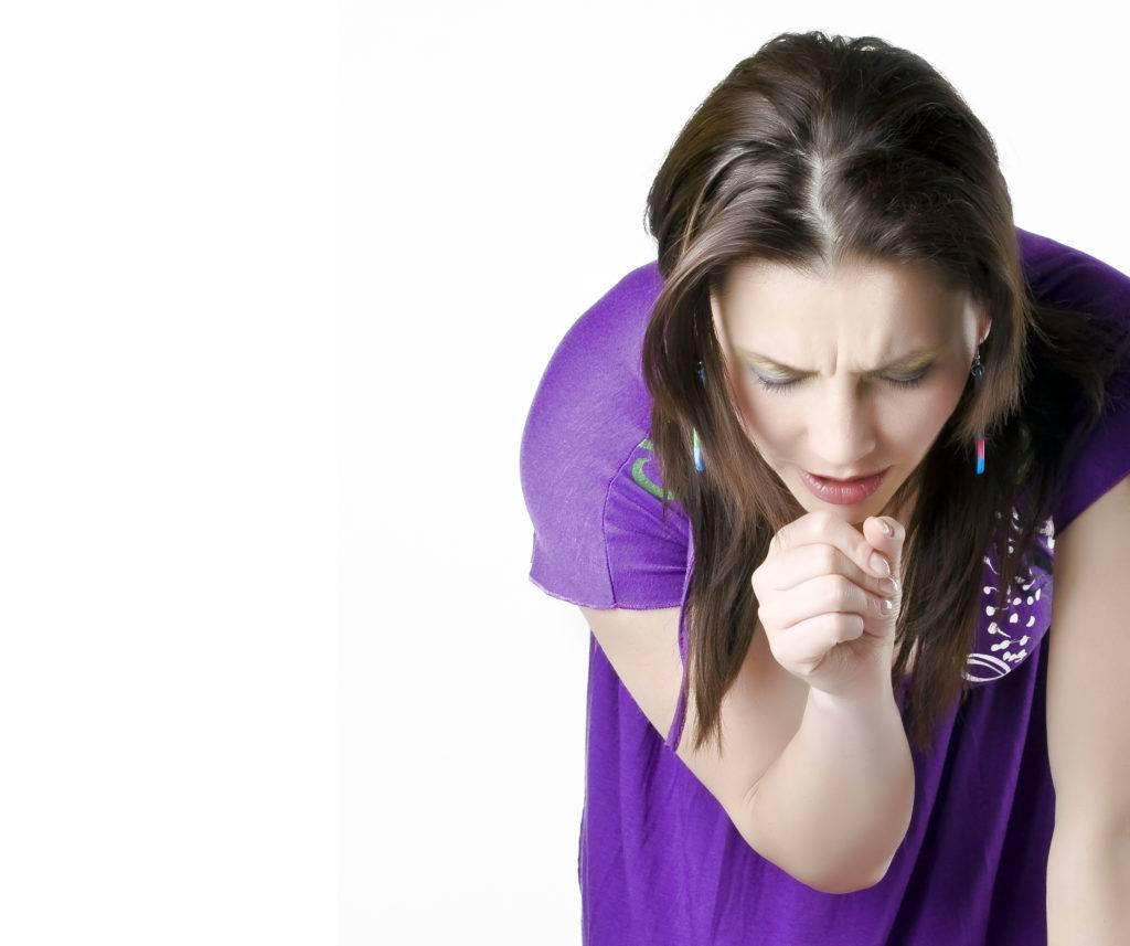 Лечение удушливого кашля у взрослых