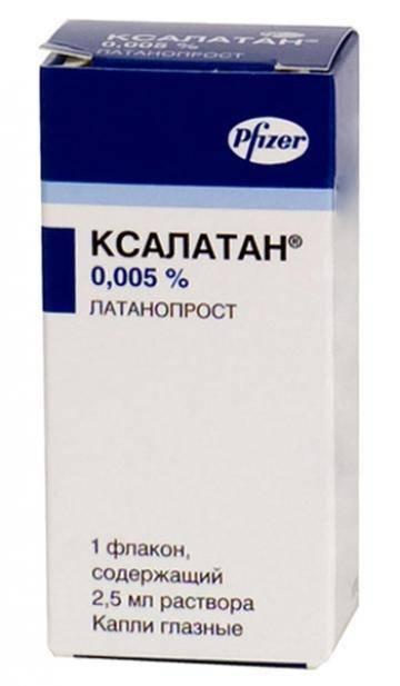 Капли ксалатан - помощь в лечении глаукомы