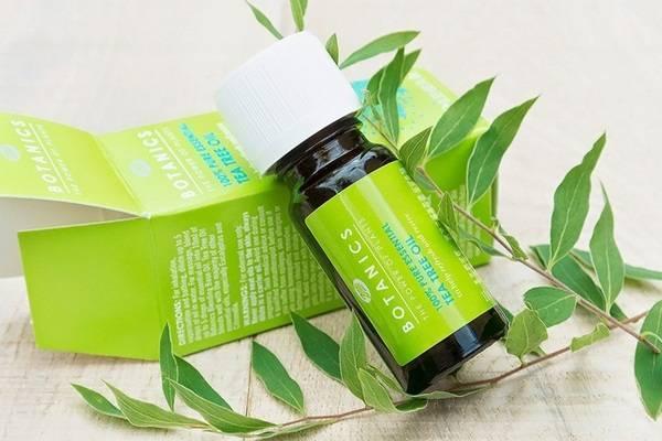 Свойства эфирного масла чайного дерева для кожи
