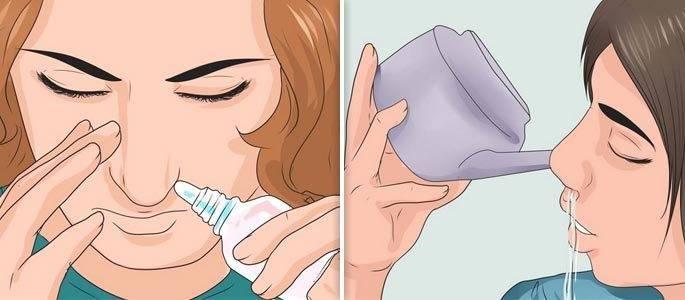 Морская соль для промывания носа: как разводить, пропорции раствора