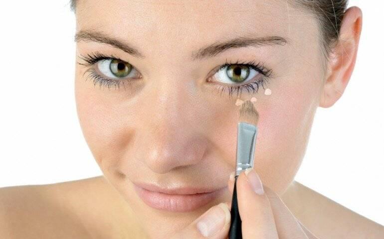 Как избавиться от синяков под глазами за 5 минут