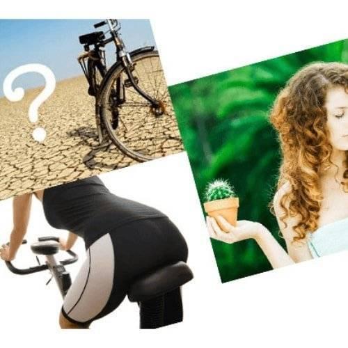 велосипед при геморрое