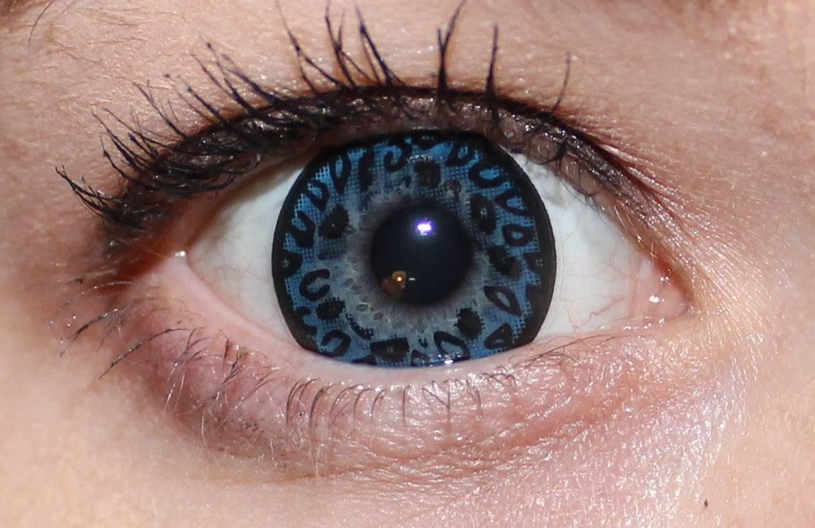 Портят ли цветные линзы зрение