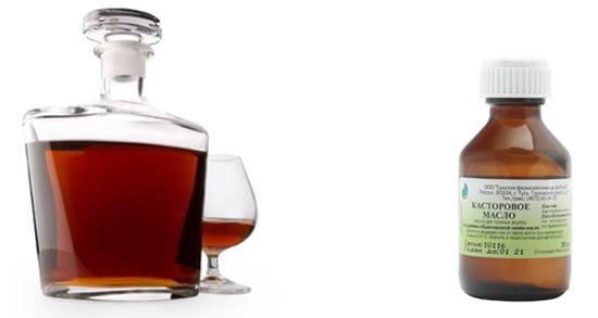 Лечение касторовым маслом от паразитов. касторовое масло для очищения кишечника от паразитов.