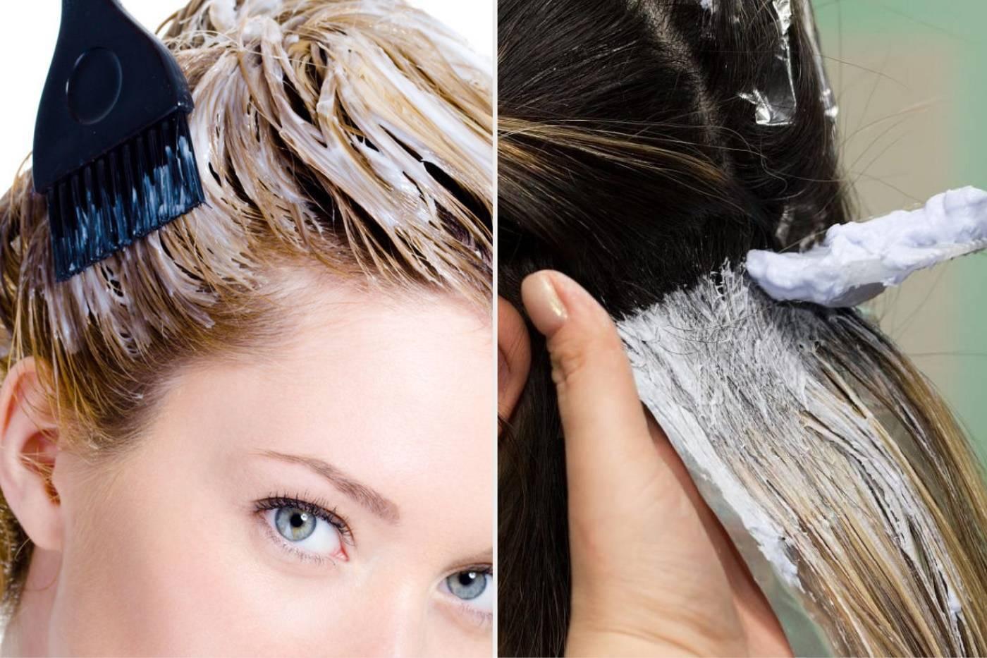 Можно ли вывести вшей краской для волос