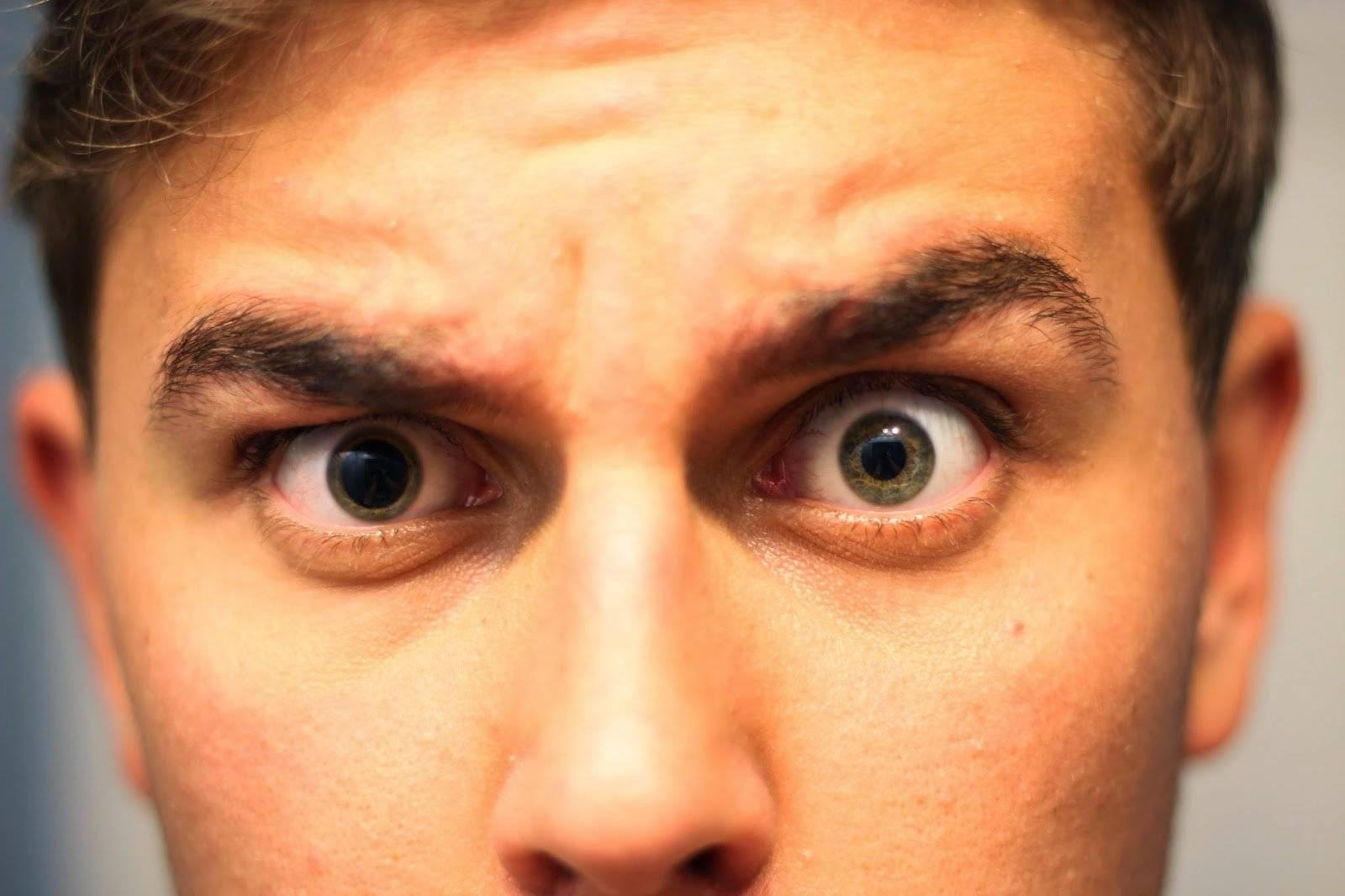 Как устроено зрение человека