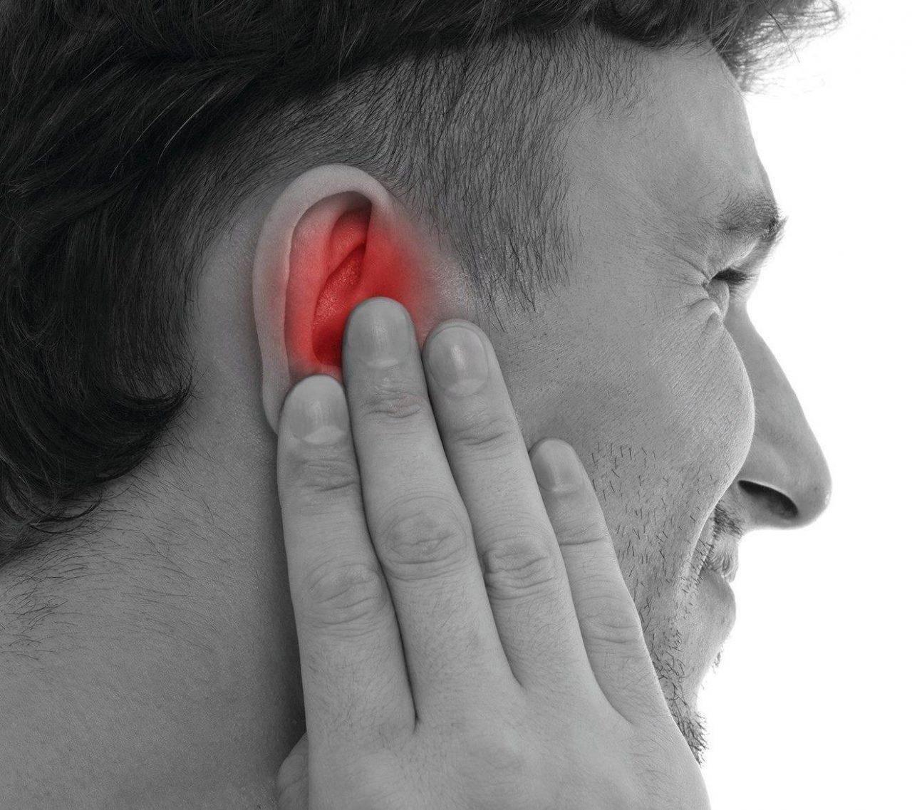 После удара болит ухо и не слышит